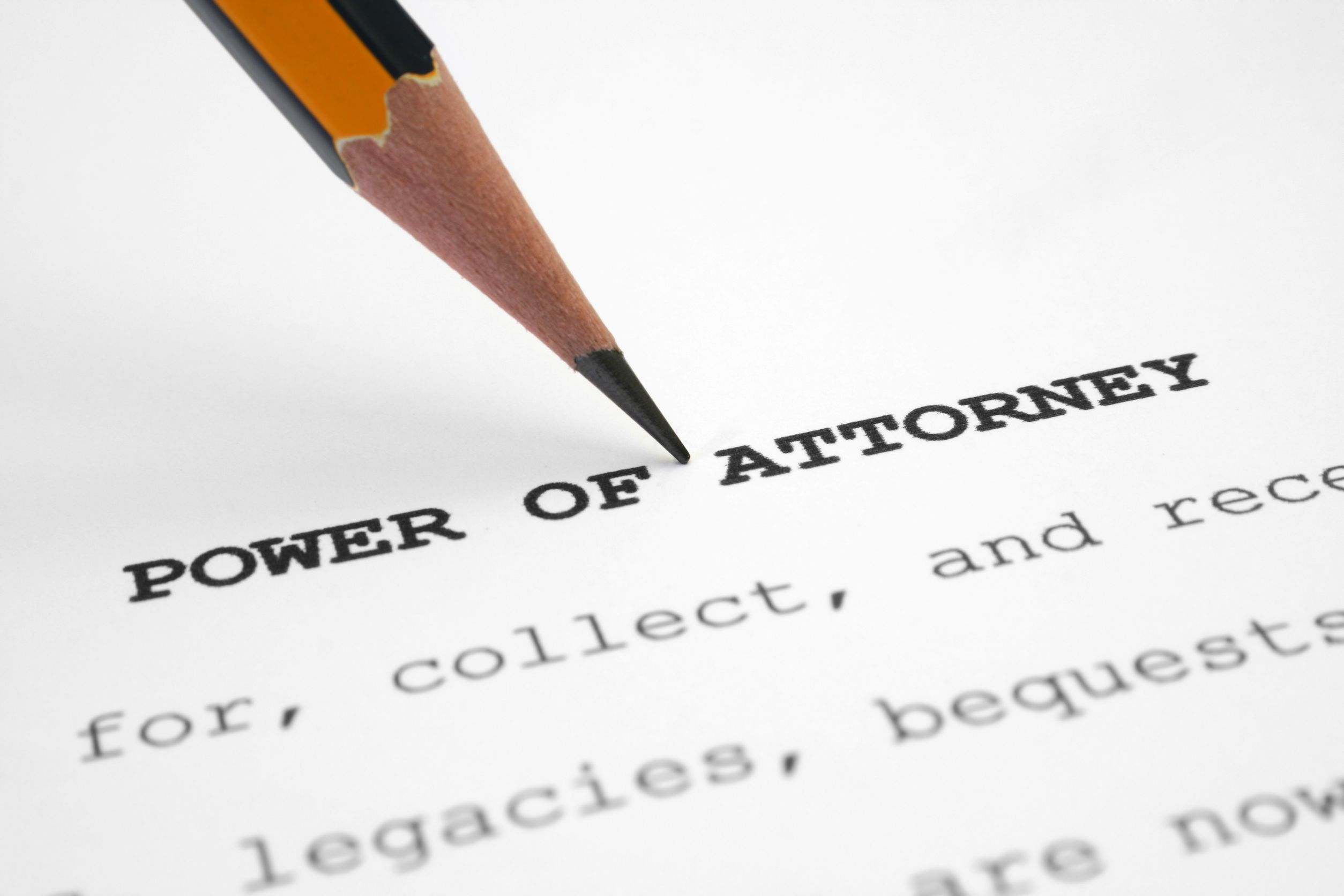how power of attorney can be abused in florida