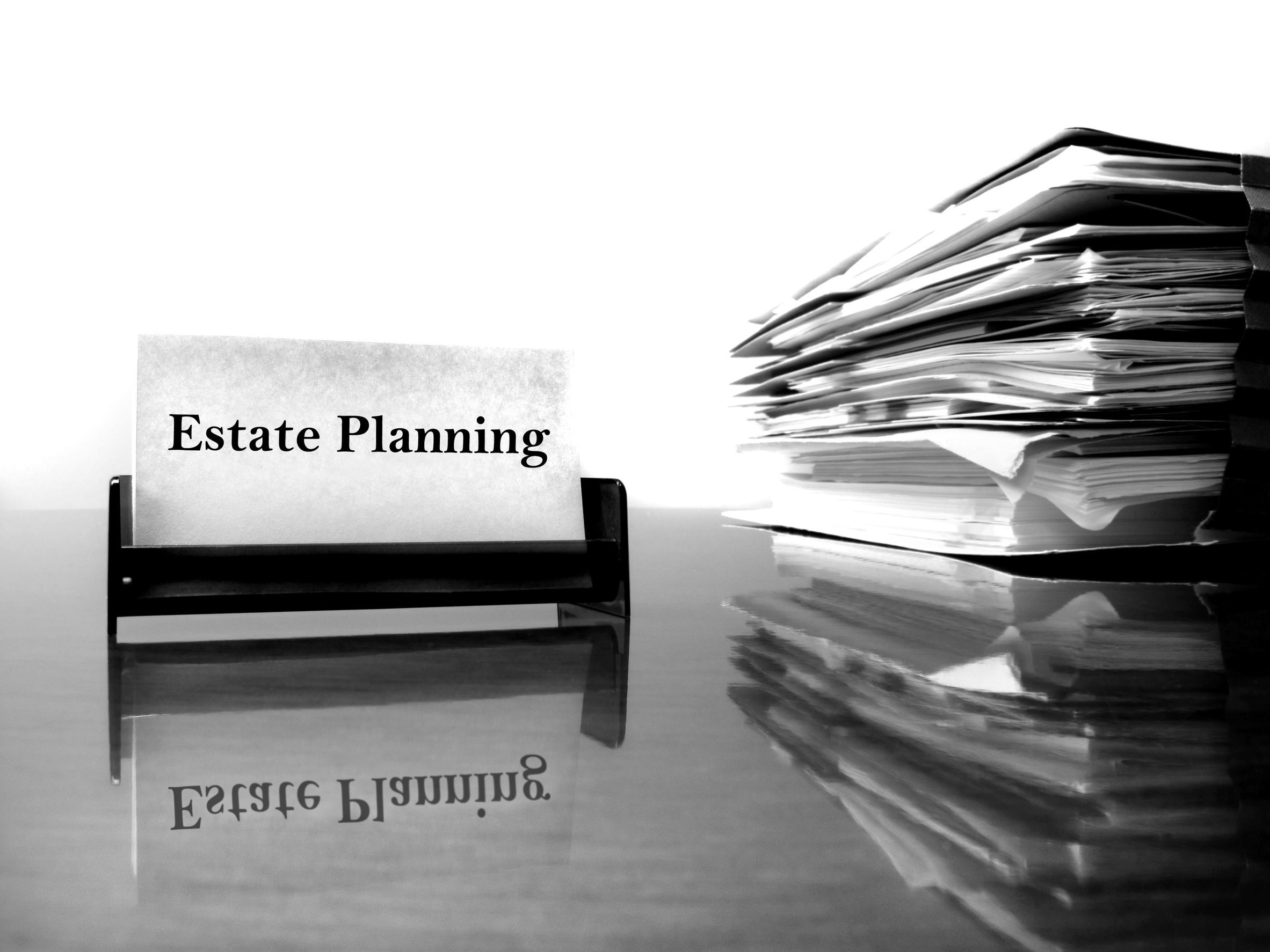 what is an estate planning lawyer