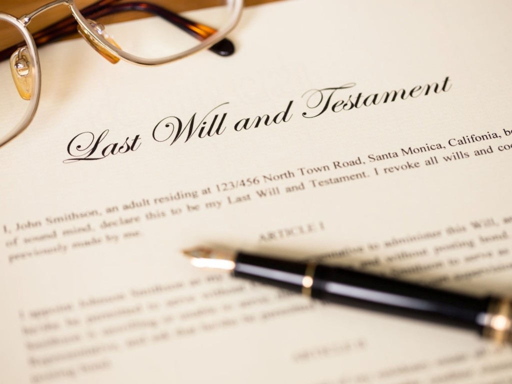 Florida Wills and Testament Lawyer