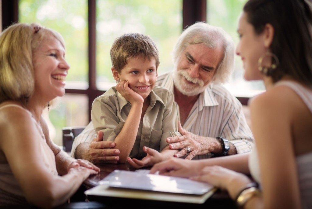 Tips for Talking with Your Family about Your Estate Plan