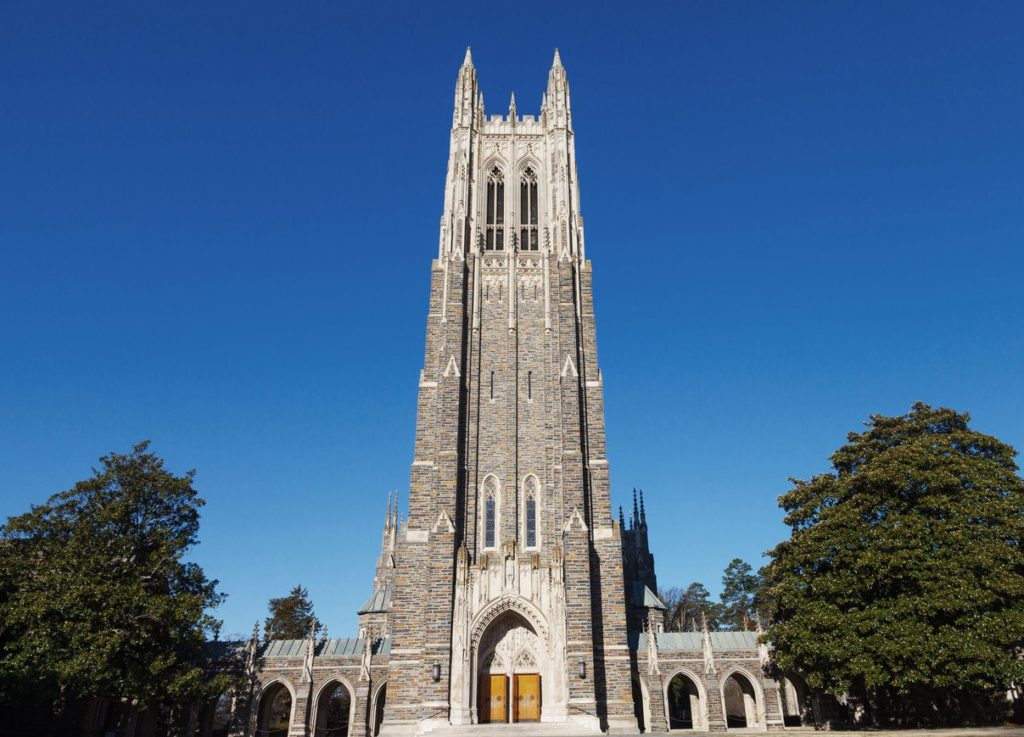 Duke University Files 10 Million Probate Claim on Mans Estate